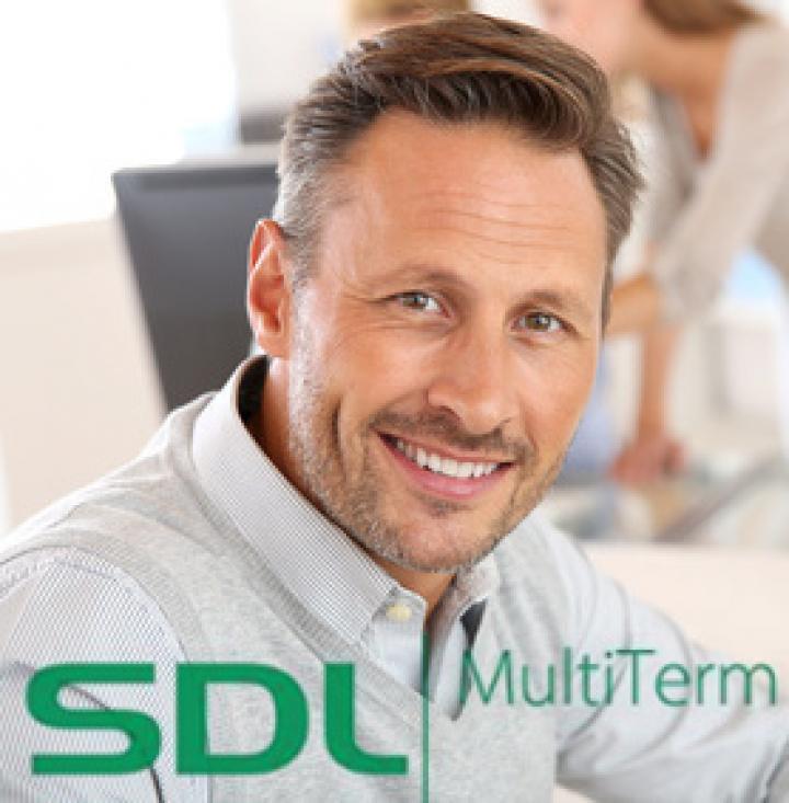 Gestión terminológica con SDL Multiterm